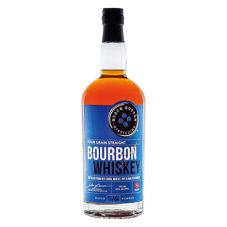 Four Grain Straight Bourbon Whiskey