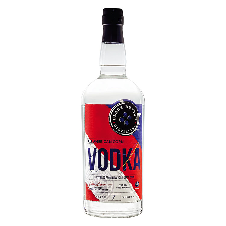 All American Corn Vodka